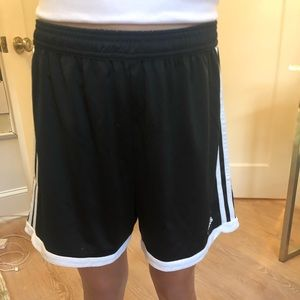 Adidas women's basketball/soccer shorts size S